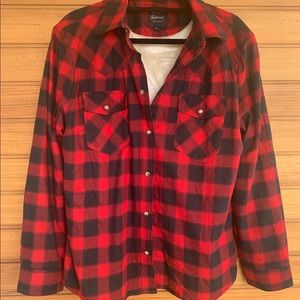 Buffalo Check Women's Jacket/Shirt
